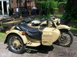 Ural Gear Up 750 2007 #7