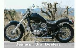 Ural Gear Up 750 2007 #8