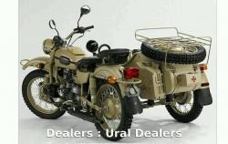 Ural Gear Up 750 2010