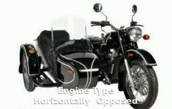 Ural Gear Up 750 2011