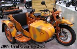 Ural Gear Up Outfit 2003 #5