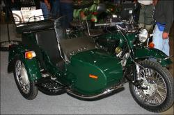 Ural M-63 (with sidecar) 1980 #6