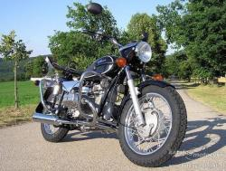 Ural Wolf 750 Solo 2011 #13