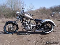 Ural Wolf 750 Solo 2011 #8
