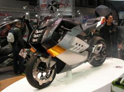 Vectrix Electric 3-Wheeler 2008 #4