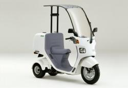 Vectrix Electric 3-Wheeler 2008 #5