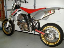 Vertemati Super motard #12