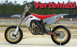 Vertemati Super motard #2