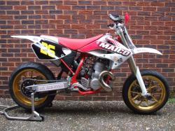Vertemati Super motard #8