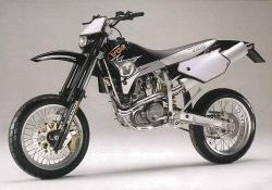 VOR 503 Supermoto SM: one more creation from Vertemati