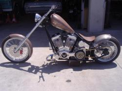 West Coast Choppers CFL: a handbuilt legend of American style