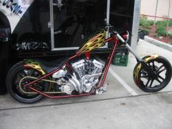 West Coast Choppers El Diablo Rigid #10