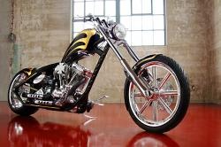 West Coast Choppers El Diablo Rigid 2010 #4