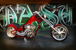 West Coast Choppers El Diablo Rigid 2010 #7