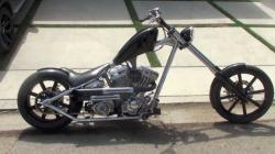 West Coast Choppers El Diablo Rigid 2010 #8