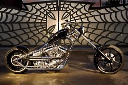 West Coast Choppers El Diablo Rigid #3