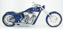 West Coast Choppers El Diablo Swingarm