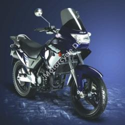 Xingyue XY 250GY Dirt Bike shows the nature  #7