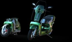 XOR Scooter