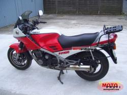 Yamaha FJ 1100 (reduced effect) 1984