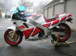 Yamaha FZR 1000 (reduced effect) 1989 #5