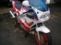 Yamaha FZR 1000 (reduced effect) 1989 #6