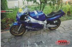 Yamaha FZR 1000 (reduced effect) 1991 #9