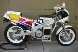 Yamaha FZR 600 (reduced effect) 1989 #5