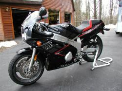 Yamaha FZR 600 (reduced effect) 1989 #9
