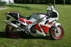 Yamaha FZR 750 R (reduced effect) 1990 #4