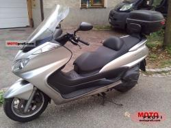 Yamaha Majesty 400 2004 #5