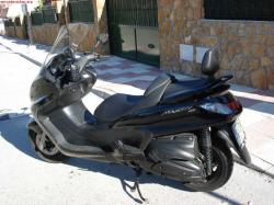 Yamaha Majesty 400 2006 #3