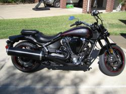 2009 Yamaha Midnight Warrior