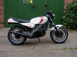 Yamaha RD 250 LC (reduced effect)