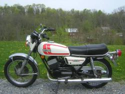 Yamaha RD 250 LC (reduced effect) 1982 #15