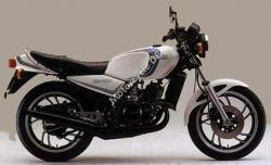 Yamaha RD 250 LC (reduced effect) 1982 #2