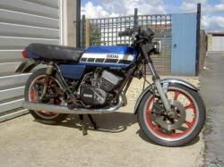 Yamaha RD 250 LC (reduced effect) 1982 #7