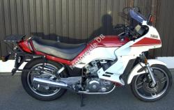 Yamaha RD 250 LC (reduced effect) 1983 #12