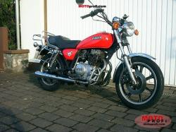 Yamaha RD 250 (reduced effect) 1981 #14