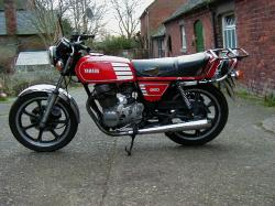 Yamaha RD 250 (reduced effect) 1981 #6