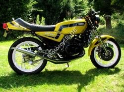 Yamaha RD 250 (reduced effect) 1981 #8