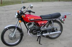 Yamaha RD 250 (reduced effect) 1981 #9