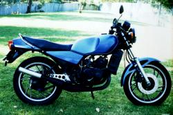 Yamaha RD 350 F (reduced effect) 1986 #12