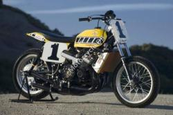 Yamaha RD 350 F (reduced effect) 1988