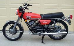 Yamaha RD 350 F (reduced effect) 1989 #11