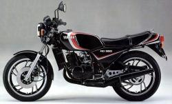 Yamaha RD 350 F (reduced effect) 1989 #14