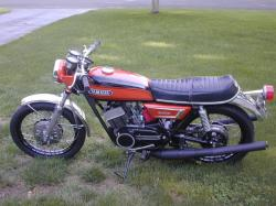 Yamaha RD 350 (reduced effect) 1985 #11