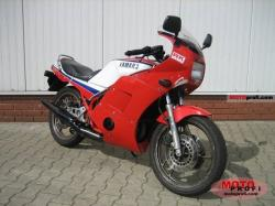 Yamaha RD 350 (reduced effect) 1987