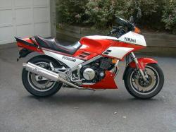 Yamaha RD 350 (reduced effect) 1987 #12