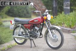 Yamaha RD 350 (reduced effect) 1987 #8